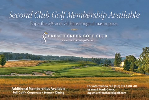 French Creek Country Club Membership