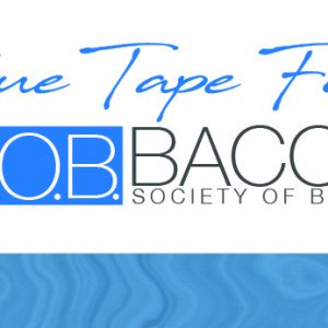 Blue Tape Foods and SOB Bacon Logos