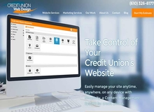 Credit Union Web Design